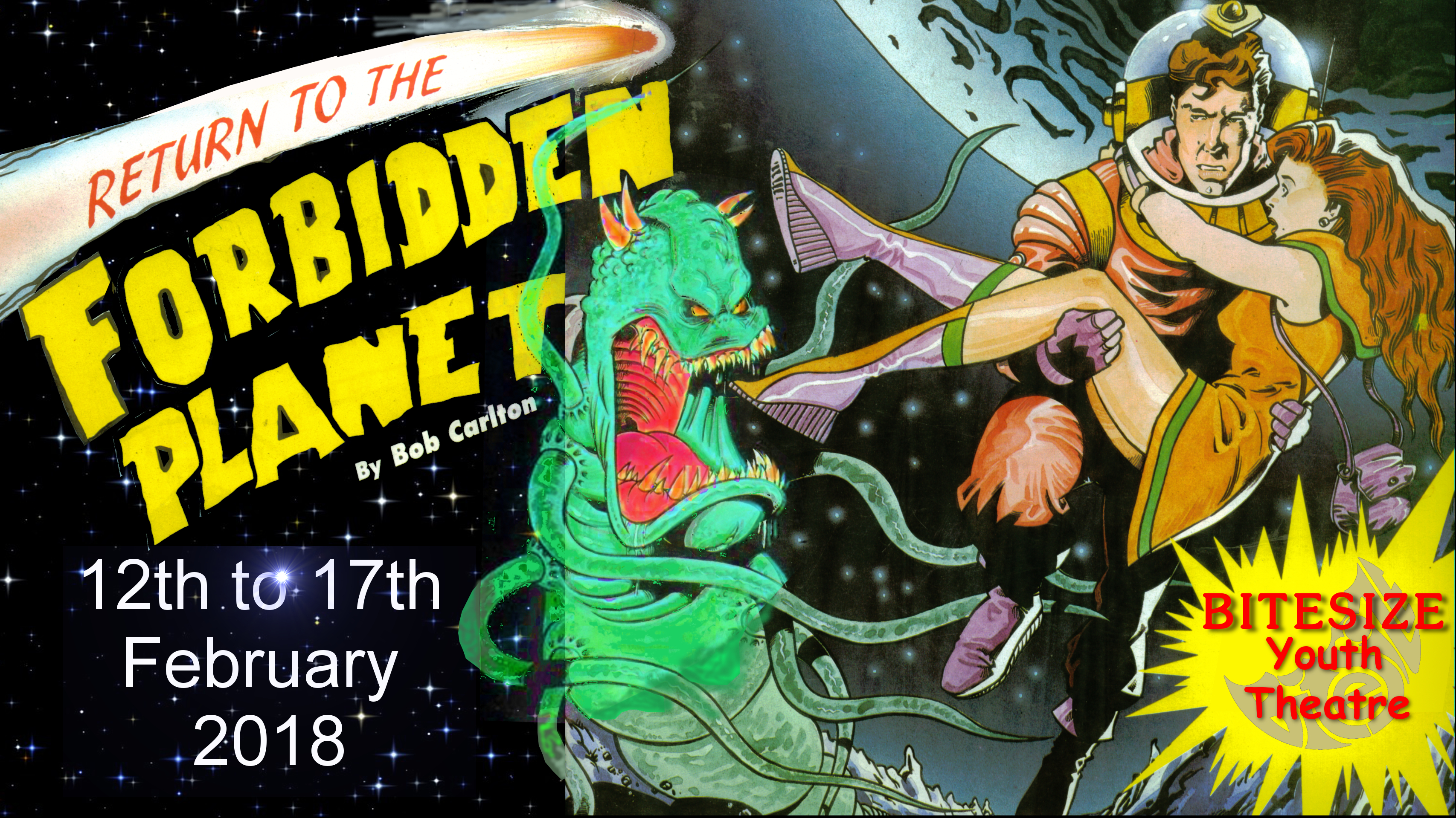 Return to the Forbidden Planet - Feb 12-17